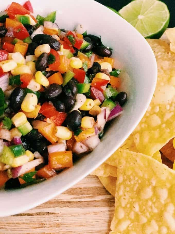 Black Bean and Corn Salsa Recipe: Perfect for Summer Get-Togethers