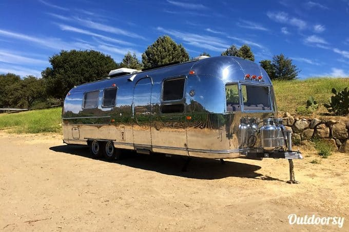 California Airstream Rental