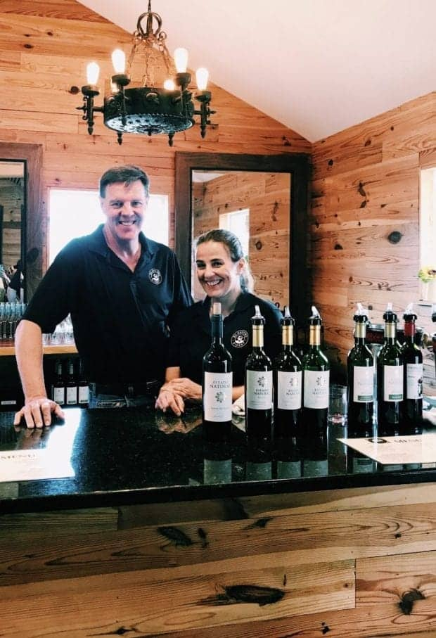 If you love wine and you love sipping on it in a beautiful setting that's family friendly, El Gaucho Winery in Spicewood, Texas is just the place for you. #wine #winery #texas #travel #malbec #hillcountry
