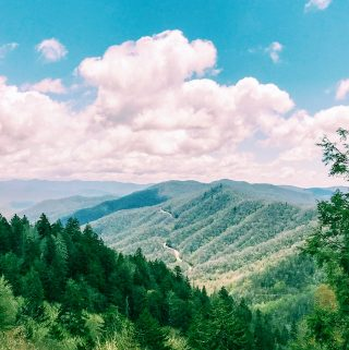A Tiny Taste of Great Smoky Mountains National Park in North Carolina