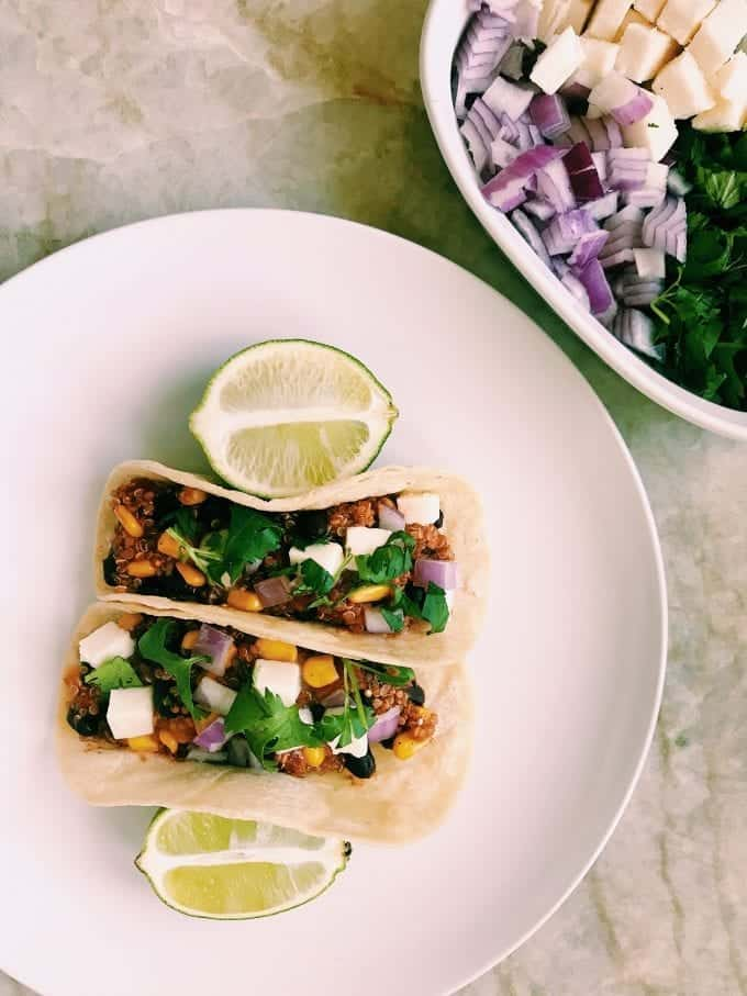 Instant Pot Quinoa Tacos Recipe: An Easy Meal for Small Kitchens
