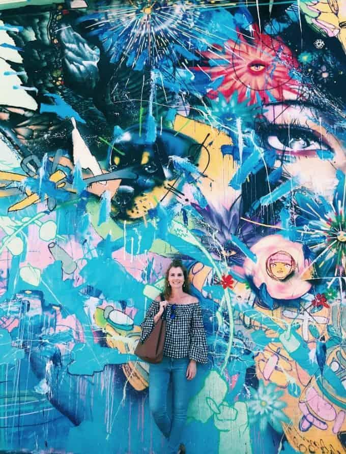 Wynwood Walls in Miami Florida
