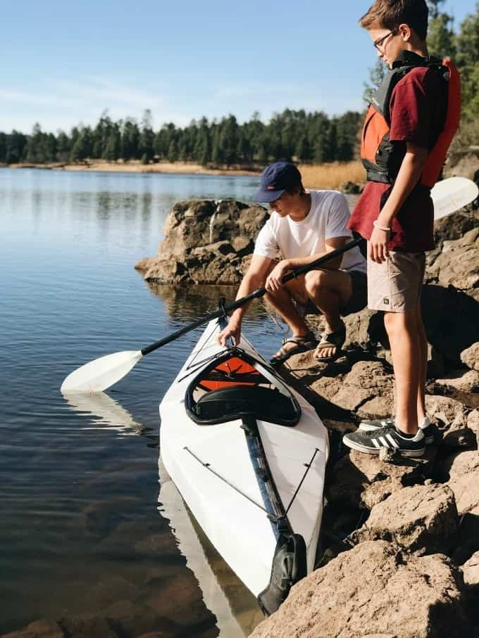 3 Different Kayaks, 3 Different States: Our Summer & Fall Kayaking Adventures