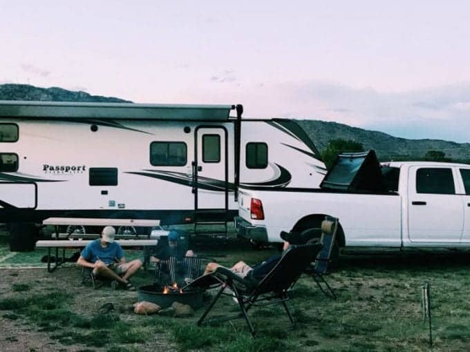 Full time RV Life: Camping in Colorado