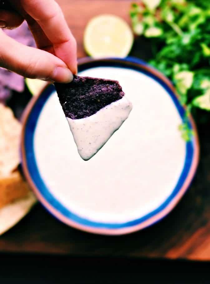 Creamy Jalapeno Dip Recipe - Chuy's copy cat recipe