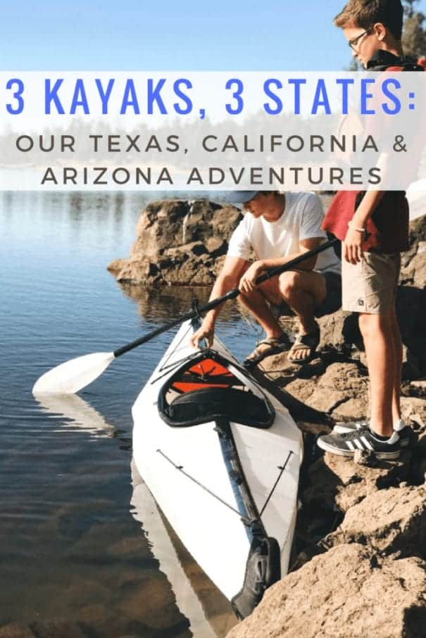 Oru Kayak Review + kayaking in Arizona
