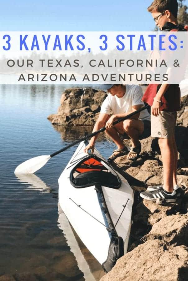 Oru Kayak Review + kayaking in Arizona