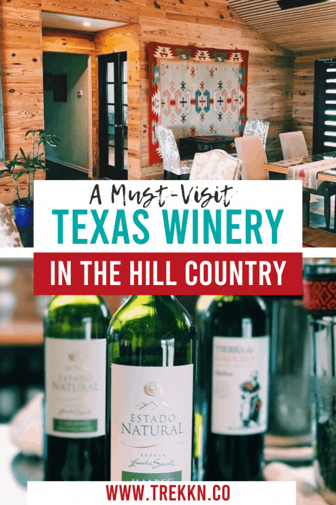 Texas Hill Country Winery - El Gaucho