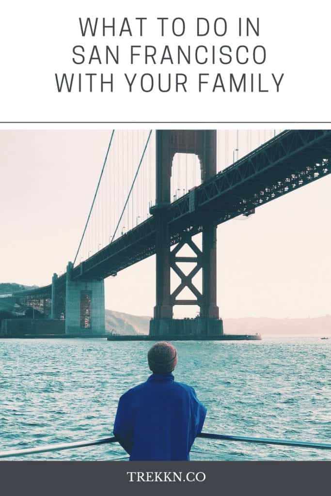 Are you trying to figure out what to do in San Francisco with your family? Check out what we did both in the city and just outside. From sailing San Francisco, to Pier 39, the Aquarium and Muir Beach, there's so much to do!