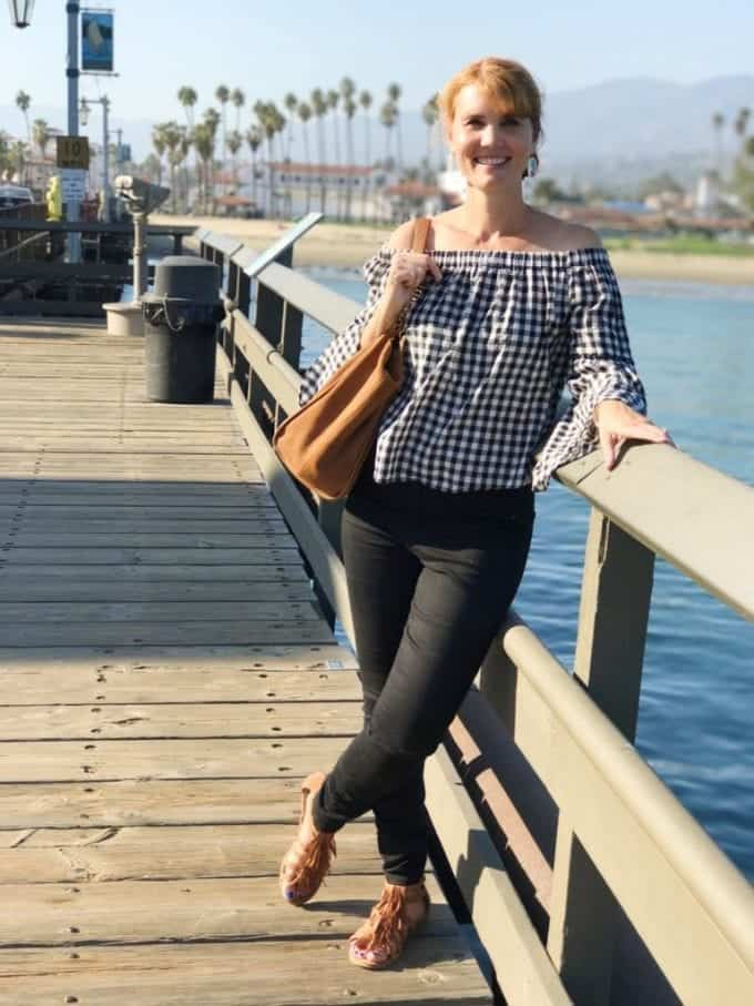 Santa Barbara CA Pier