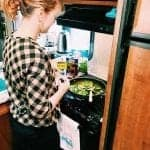 Full Time RV Living: My 7 Kitchen Essentials + Tips