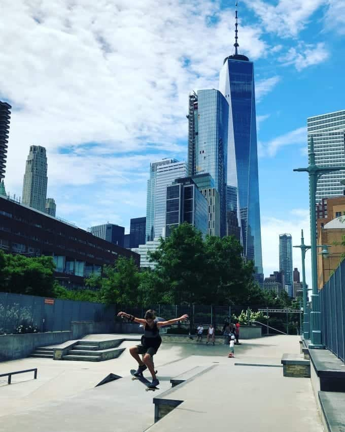 Skate Parks in New York City
