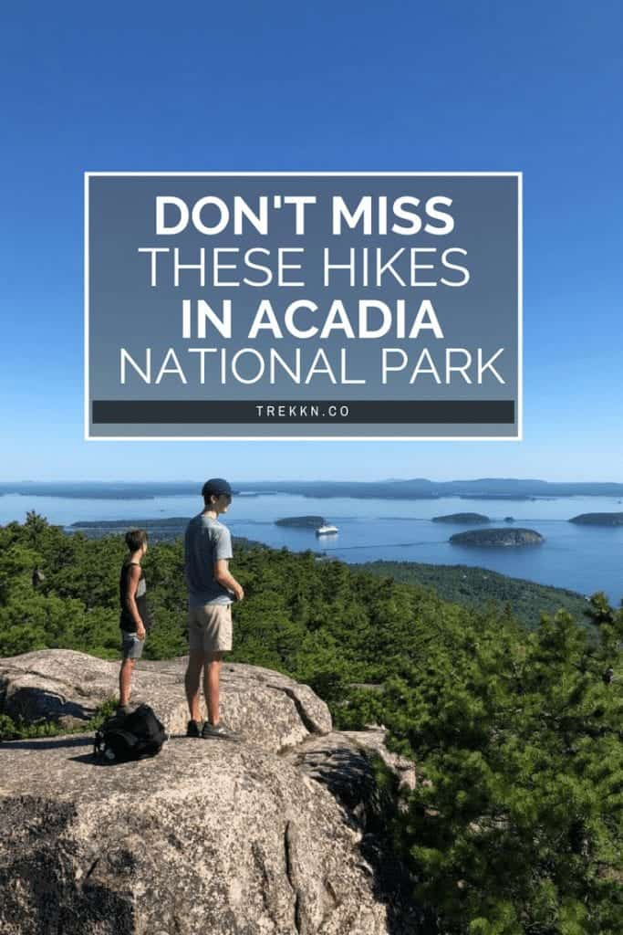 Three Acadia National Park hiking trails that are not to be missed.