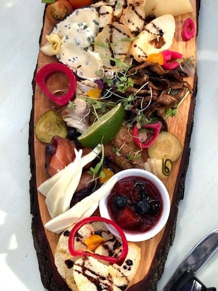 The Charcuterie Board Blue Mussel Cafe Prince Edward Island