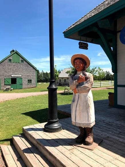 Avonlea Village in Prince Edward Island, Cavendish
