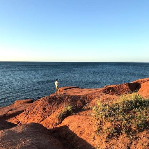 Get this view just minutes from several PEI campgrounds