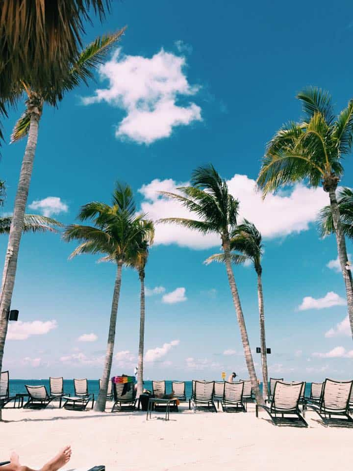 Where to go RVing in the Winter: Fiesta Key RV Resort in the Florida Keys is a top spot and well worth the drive.