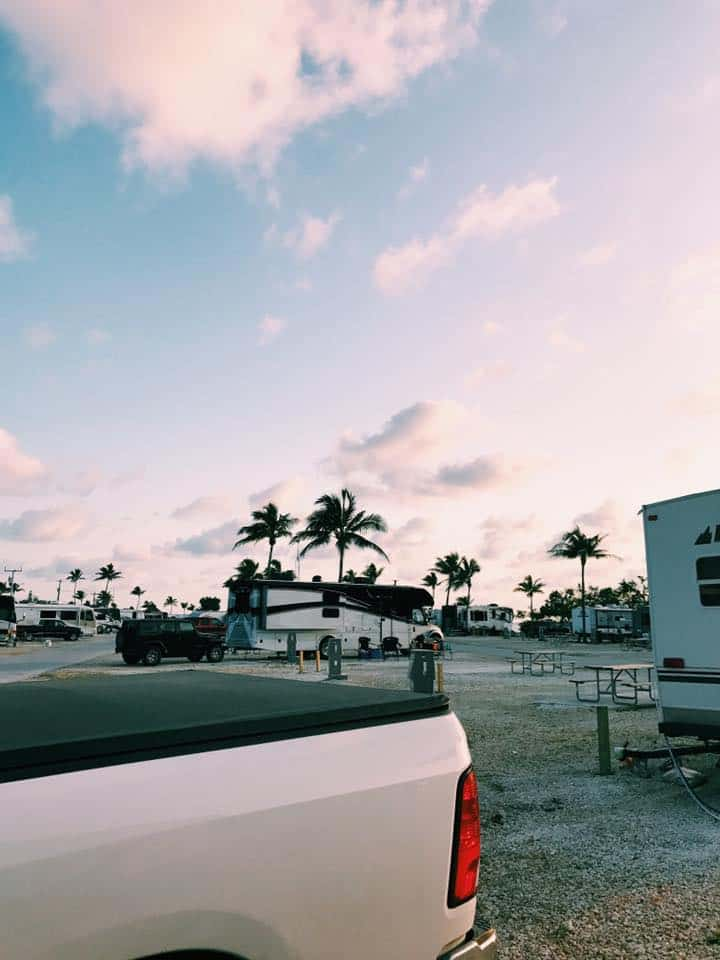 Fiesta Key RV Resort in the Florida Keys is the perfect winter RVing destination.