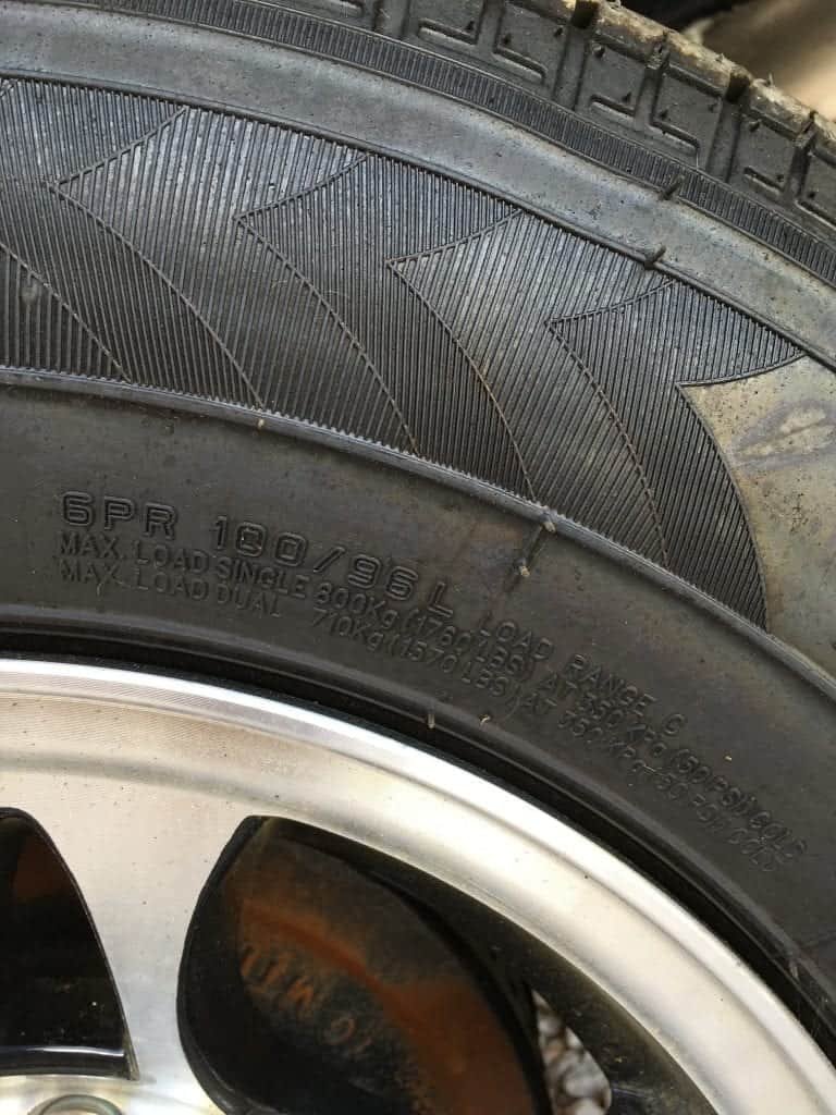 The original tires on my Keystone Passport 2670BH travel trailer were Load Range C and did not provide the margin of safety I needed for fulltime RVing. They had to go.