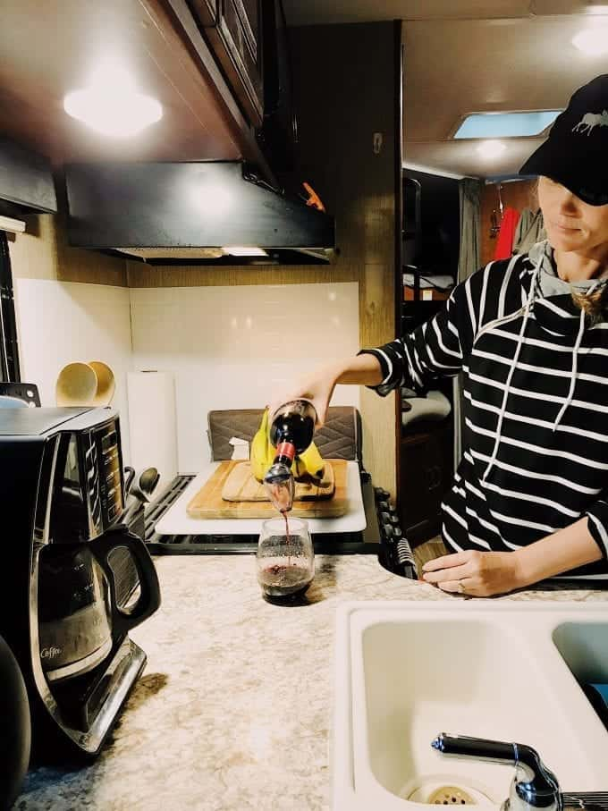 50+ RV Kitchen Accessories We Recommend: A Full-Timer RVer's Must-Haves
