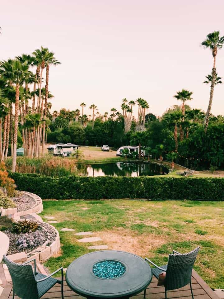 Where to RV in the winter: San Diego, California