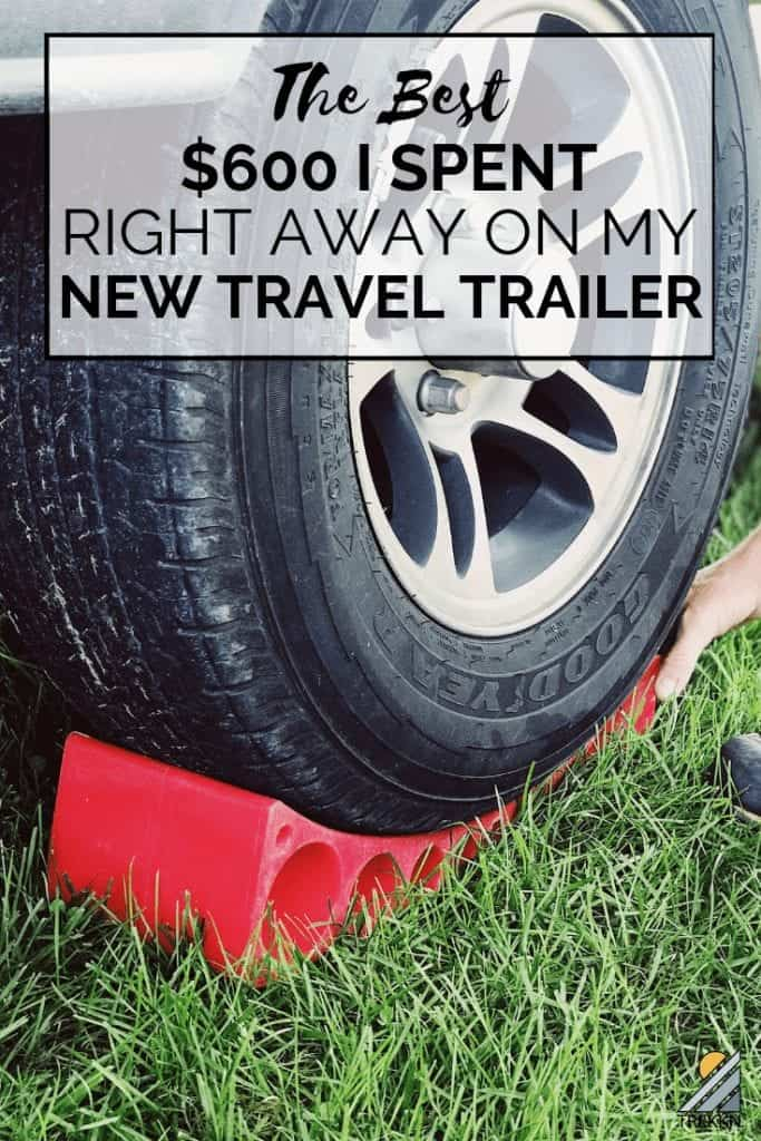 You know you want a quality travel trailer. But if that trailer doesn't have the best travel trailer tires on it to keep you safe on the road, no good.