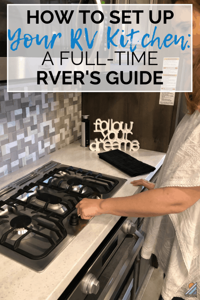 57+ Useful RV Kitchen Accessories: A Full-Timer\'s Efficient ...