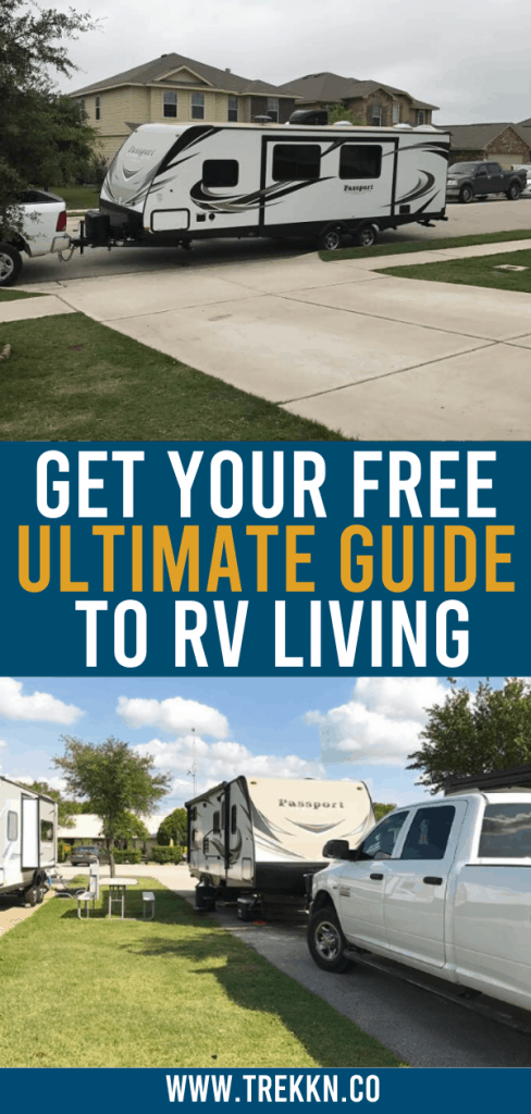 Your step by step guide to RV living