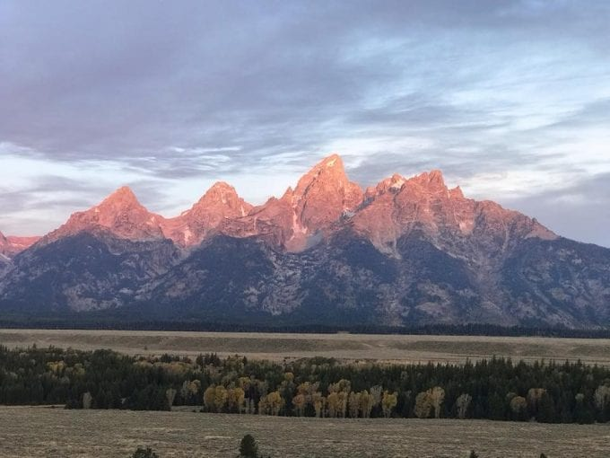 How to spend the weekend in Grand Teton National Park