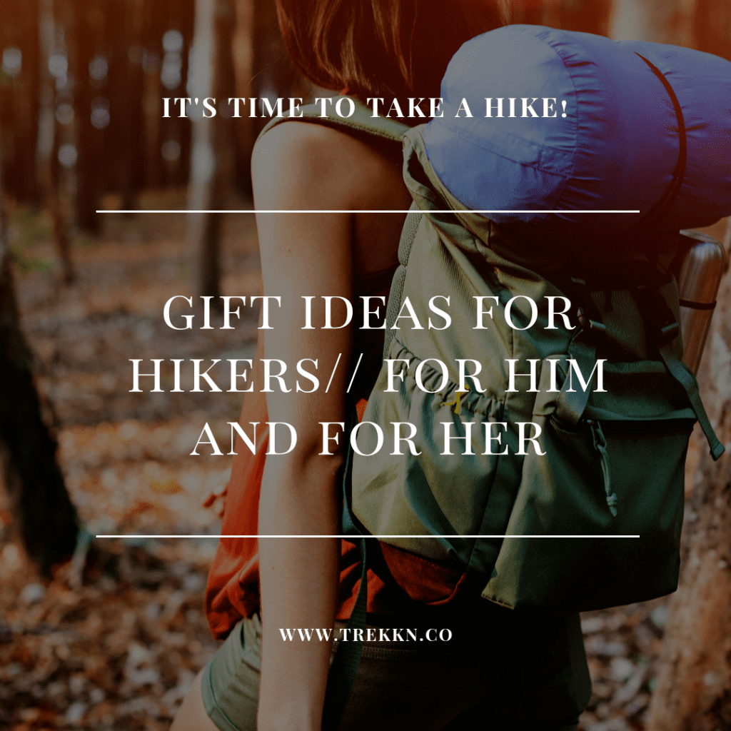 Gifts for hikers this holiday season
