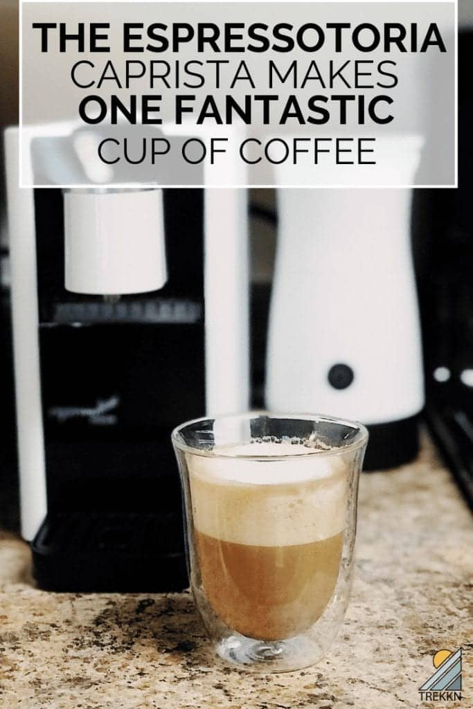Best RV coffee maker if you like espresso