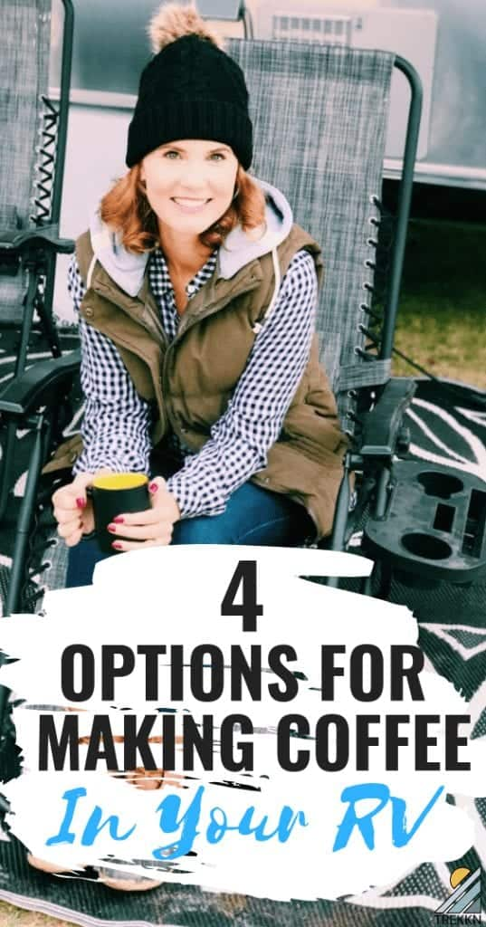 Four options for the best RV coffee maker