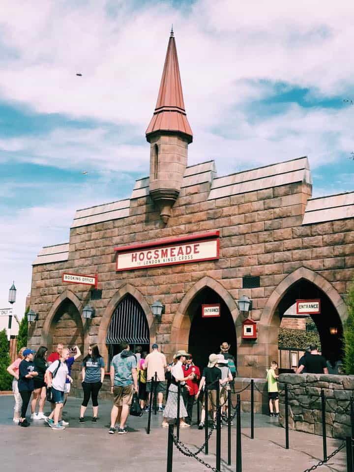 Hogsmeade at Universal Studios Orlando