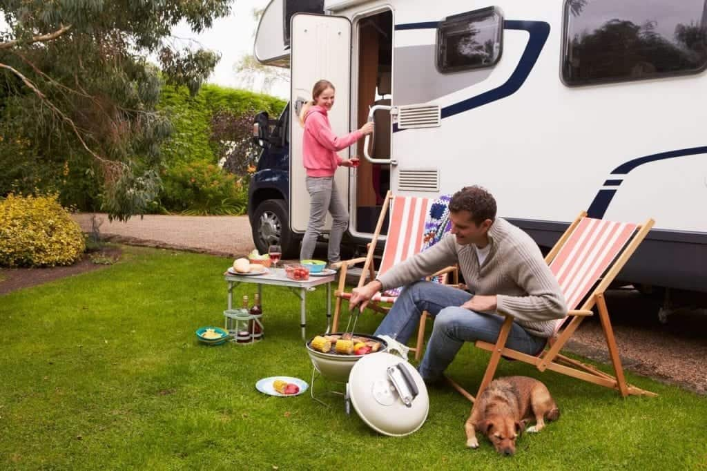 Tips for renting an RV online