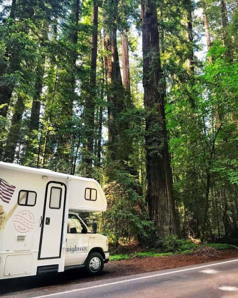 Tips on renting an RV online