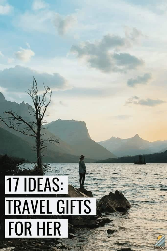 A round up of some of the best travel gifts for her