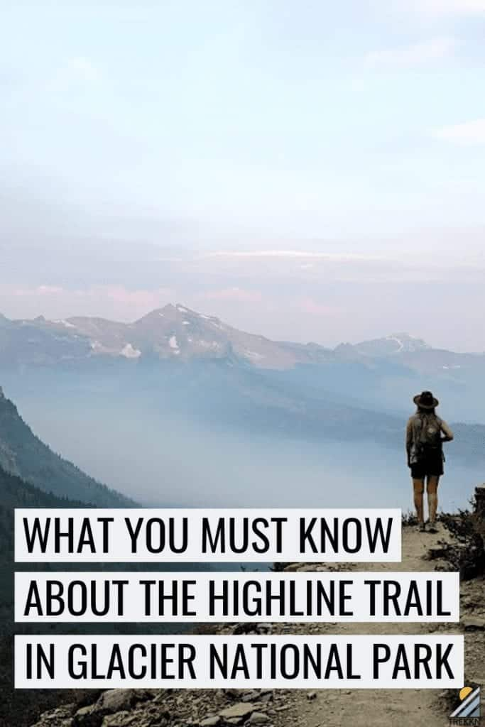 What you must know about the Highline Trail in Glacier National Park, Montana