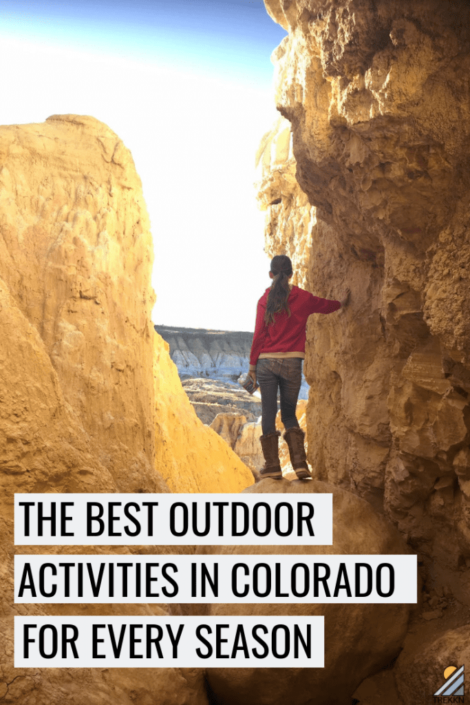 The best outdoor activities in Colorado for every season