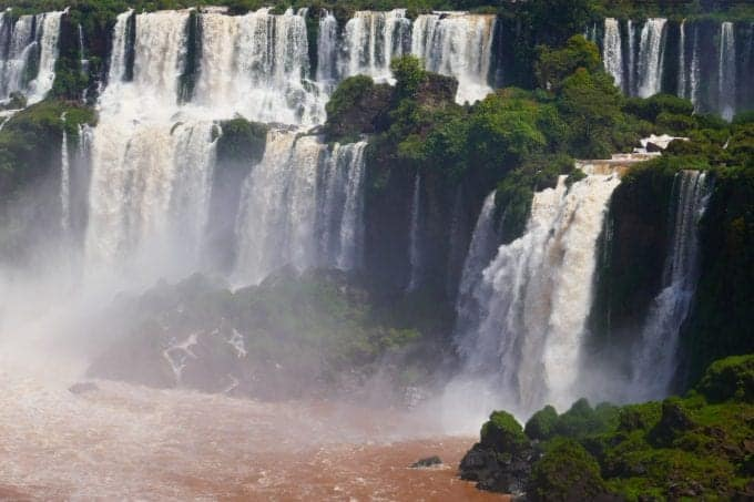 Iguazú National Park in Argentina