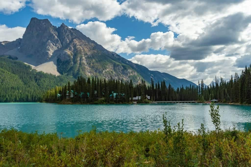 Emerald Lake, Yoho National Park, Canada