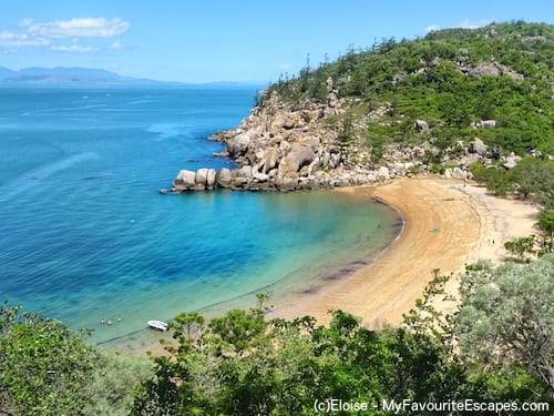 Magnetic Island National Park in Australia