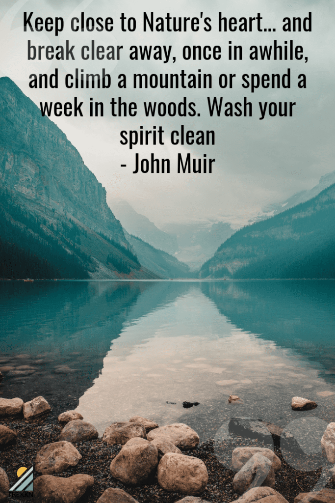 Favorite Outdoor Quotes