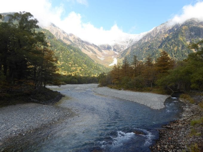 Kamikochi National Park, Japan