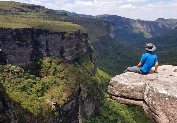 Chapada Diamantina National Park in Brazil