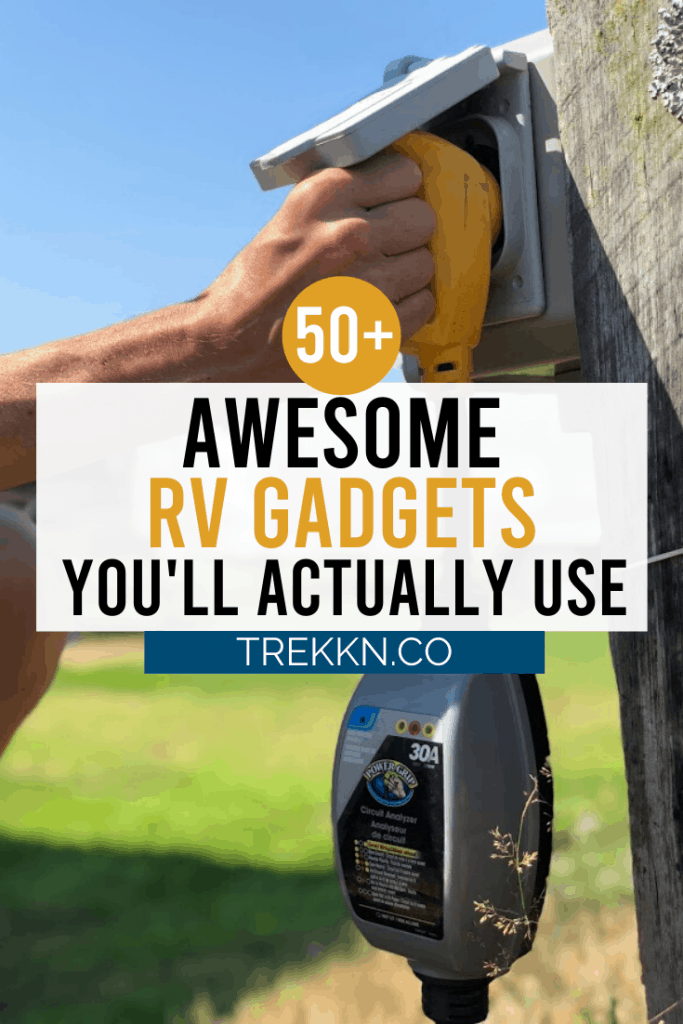 RV Gadgets for 2020 You'll Actually Use