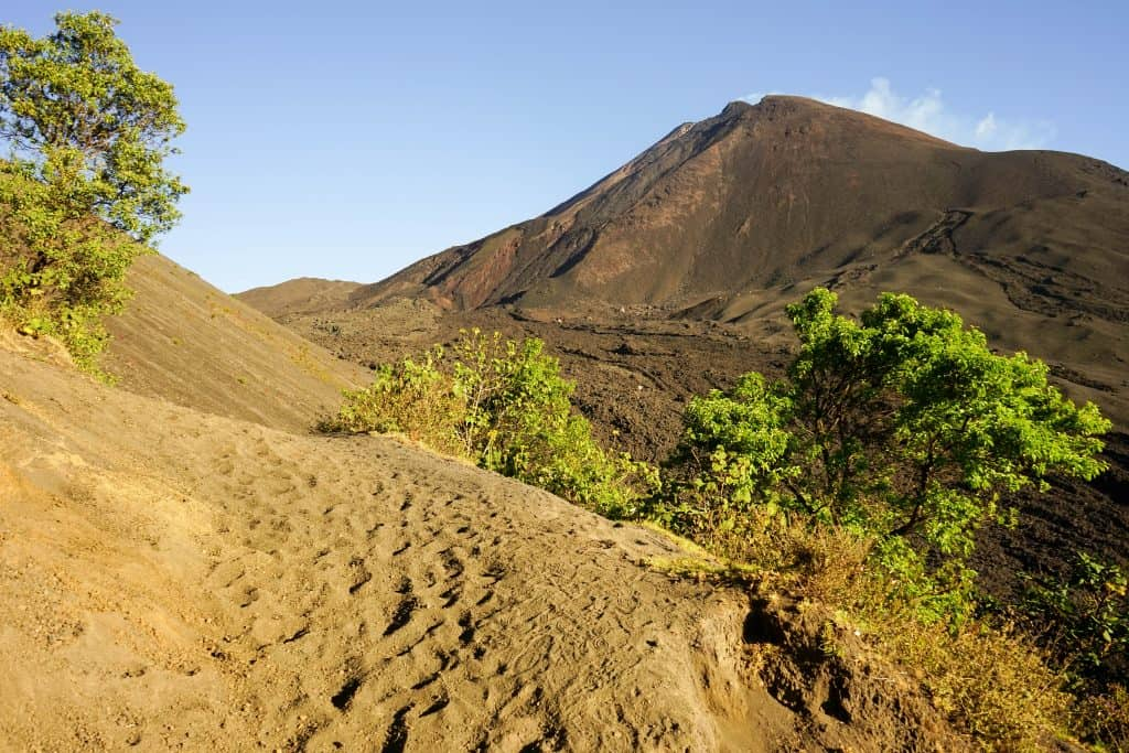 Pacaya Volcano - best hikes in the world