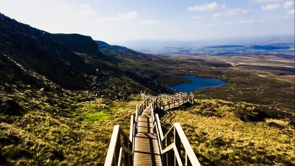 Stairway to Heaven in Ireland