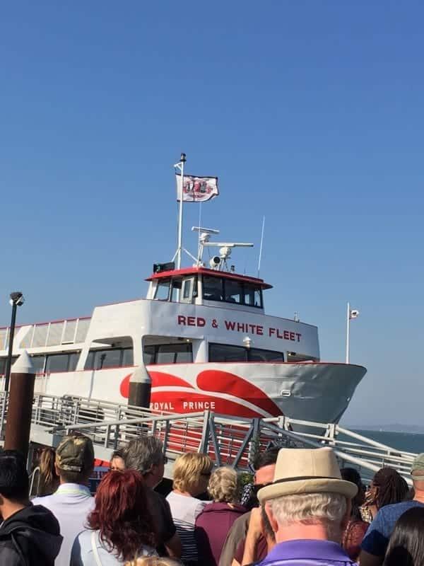 Royal Prince vessel