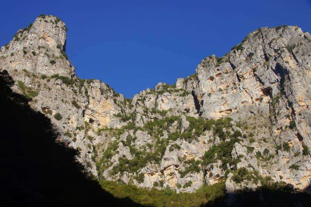 The Vikos Gorge - best hikes in the world