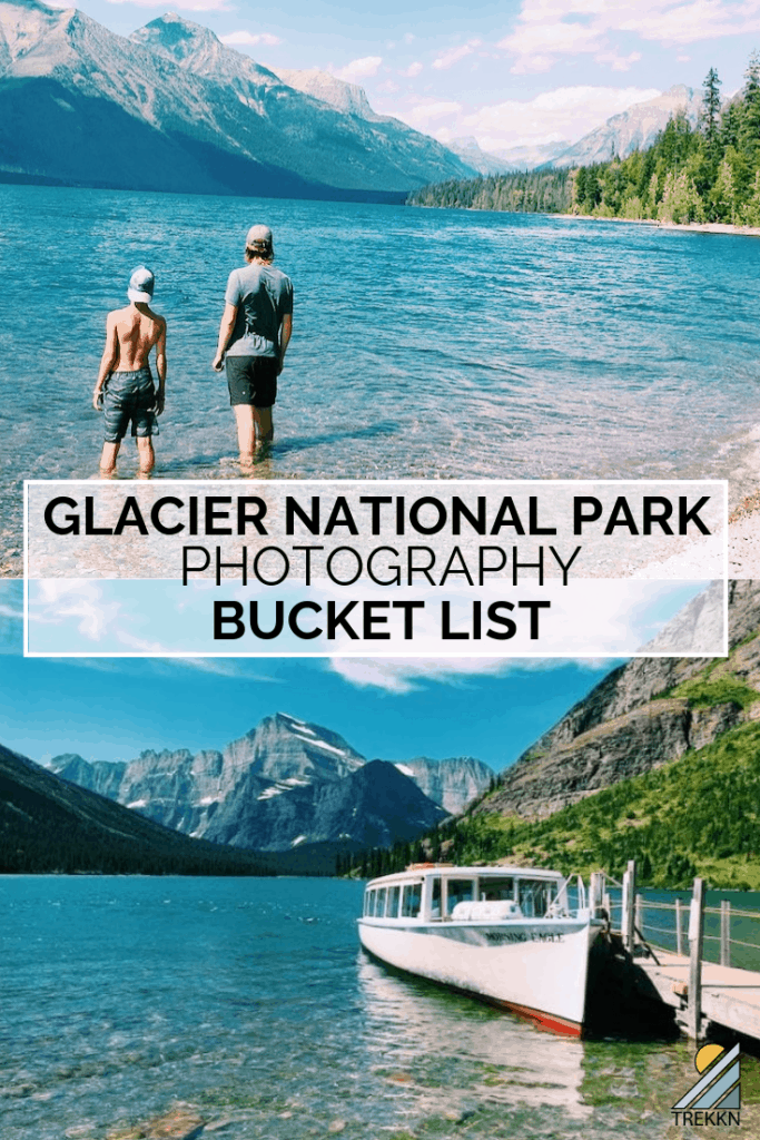 Your Glacier National Park Photography Bucket List